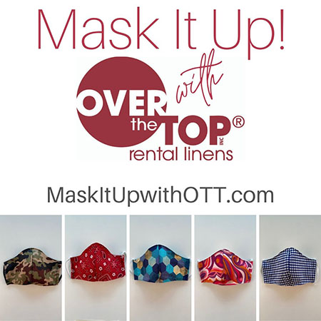 Mask it up with OTT